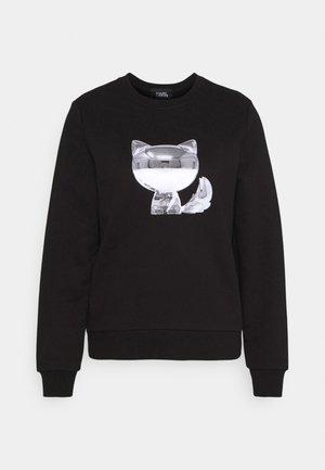 3D IKONIK CHOUPETTE  - Sweatshirt - black