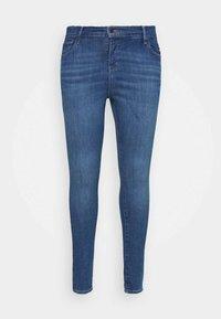 Levi's® Plus - 720 HIRISE SUPER SKINNY - Jeans Skinny Fit - eclipse craze plus - 5
