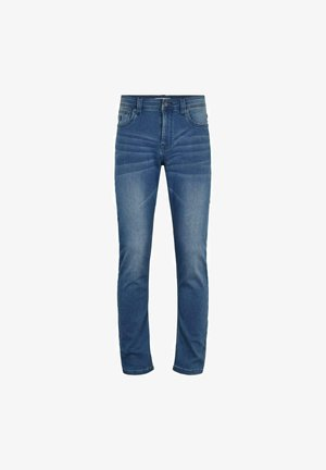 CEDRIK  - Jeans slim fit - med. blue