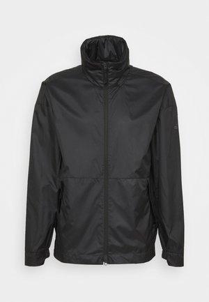 OUTERIOR URBAN WIND.RDY - Hardshell jacket - black