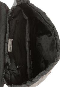 Spiral Bags - TRIBECA - Plecak - mottled black - 5