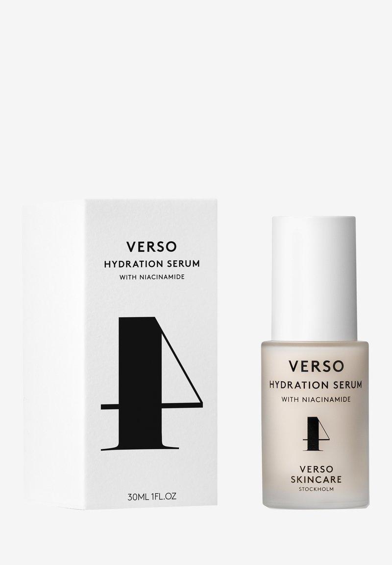 VERSO skincare - HYDRATION SERUM 30ML - Sérum - neutral
