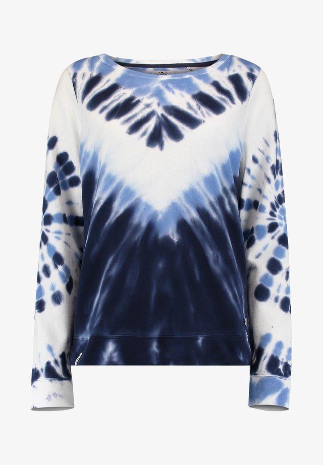 HAVASU - Sweatshirt - blue aop