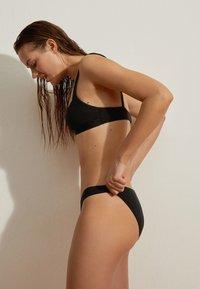 OYSHO - Bikini bottoms - black - 3