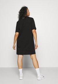 adidas Originals - TEE DRESS - Vestido ligero - black - 2