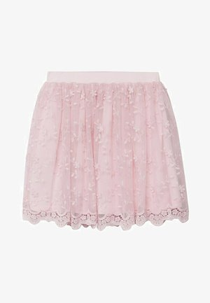 A-line skirt - stone