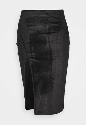 LADIES SKIRT - Pencil skirt - black