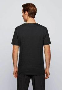 BOSS - T-shirt imprimé - black - 3