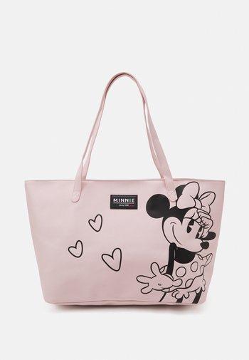 MINNIE MOUSE NOSTALGIA - Shopping bag - pink