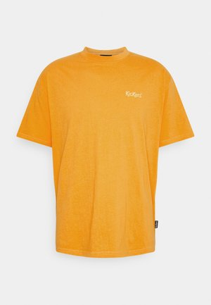 TEE - Basic T-shirt - orange