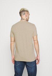 AllSaints - TONIC CREW - Basic T-shirt - pewter grey marl - 2
