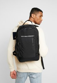 adidas Originals - MODERN BACKPACK - Reppu - black - 1