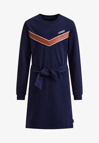 Jumper dress - dark blue