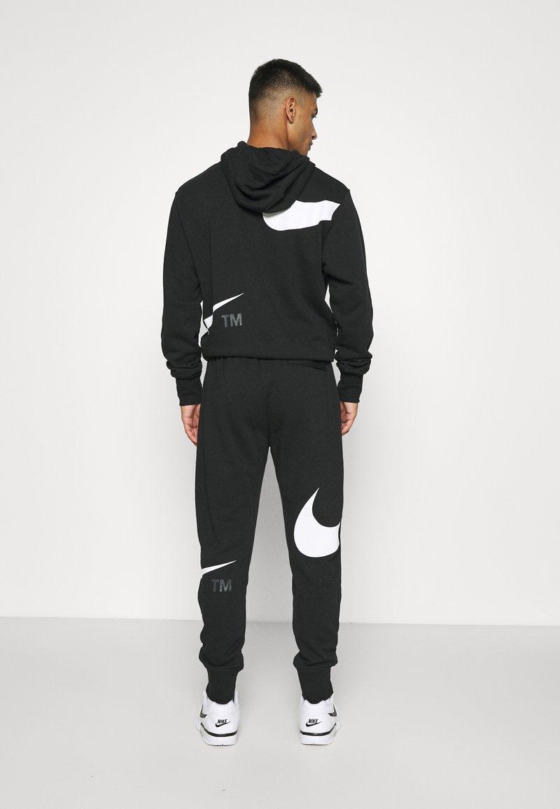 Nike Sportswear - PANT - Trainingsbroek - black/white
