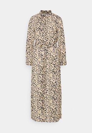 ADELEIDE DRESS - Maxi šaty - beige