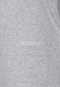 H2O Fagerholt - Kraťasy - grey melange - 2