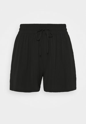 CARLUXINA SOLID - Short - black