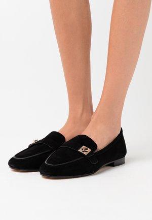 CATROUX - Slip-ons - black