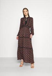 Vero Moda - VMALICE ANCLE DRESS - Maxi dress - navy blazer - 1