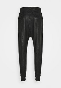 Be Edgy - BEMARIUS - Leather trousers - black - 1