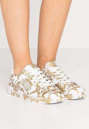 CAP SOLE - Trainers - bianco ottico