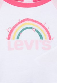 Levi's® - COLORBLOCK RAGLAN SET - Jean droit - white - 3