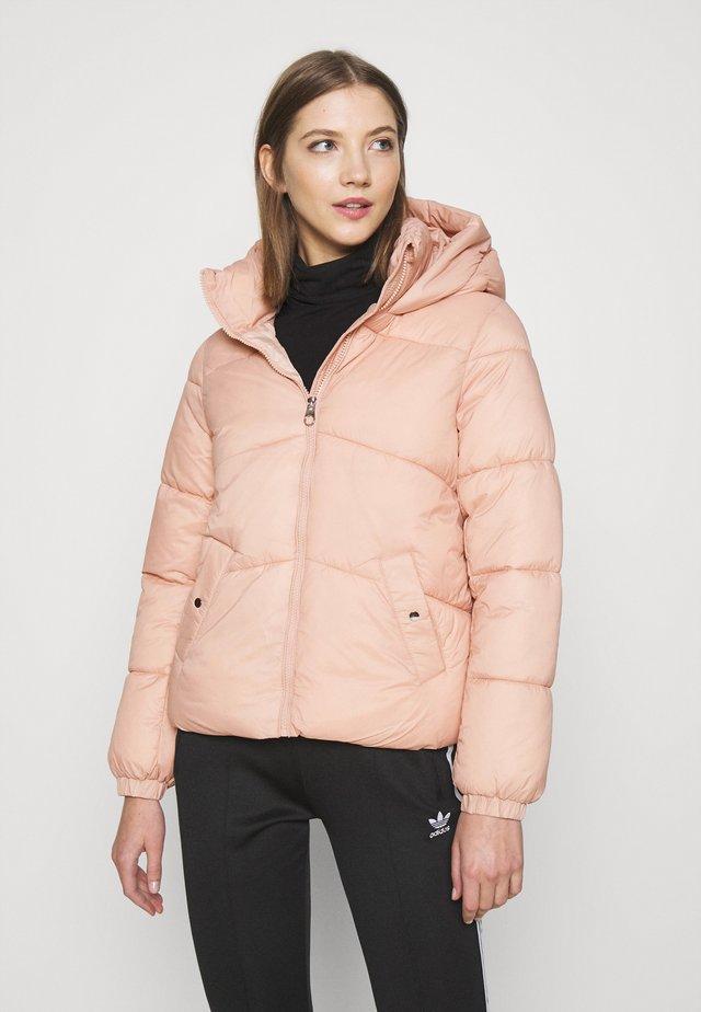 VMUPSALA SHORT JACKET - Winter jacket - mahogany rose
