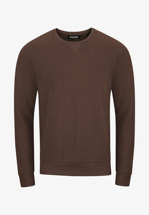 RIVPHILLIP - Sweatshirt - dark brown