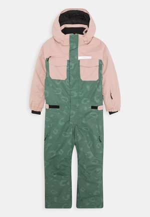 RENART THE FOX - Snowsuit - evening pink/green bay