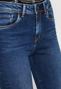 Pepe Jeans - Jeansy Skinny Fit - dark-blue denim - 5