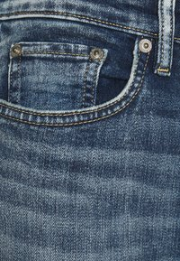 Lauren Ralph Lauren Petite - HIGH RISE ANKLE 5-POCKET - Jeans Tapered Fit - legacy wash - 2