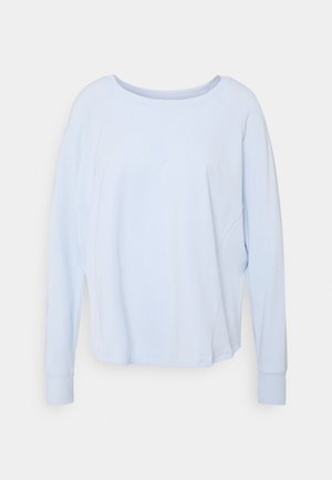 ACTIVE LONGSLEEVE  - Long sleeved top - baby blue