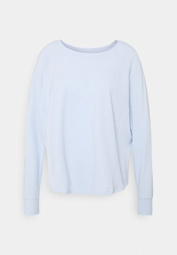 ACTIVE LONGSLEEVE  - Maglietta a manica lunga - baby blue