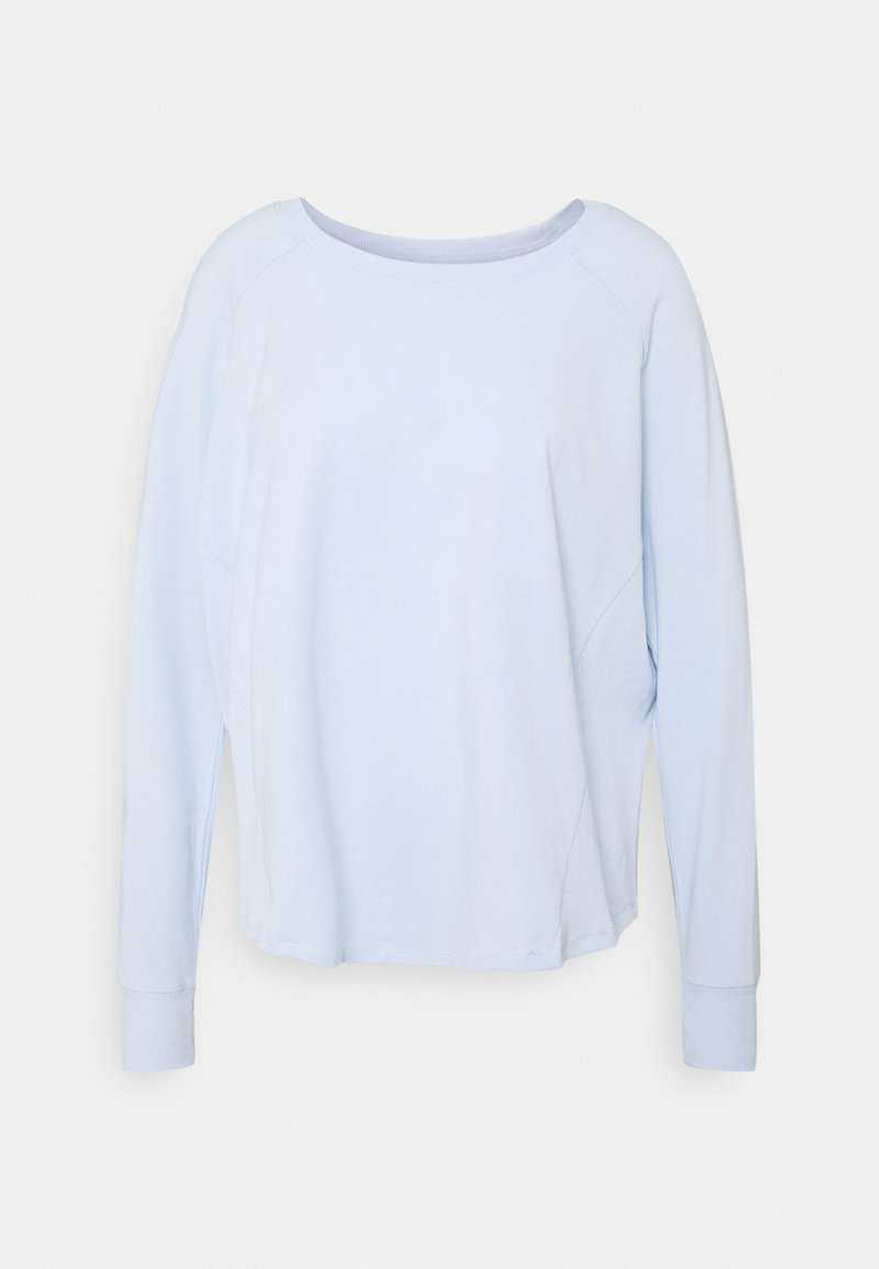 Cotton On Body - ACTIVE LONGSLEEVE  - Long sleeved top - baby blue
