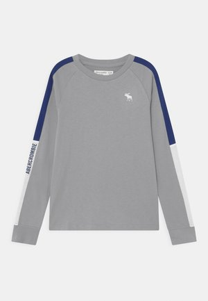 COZY SPORTY  - Camiseta de manga larga - grey