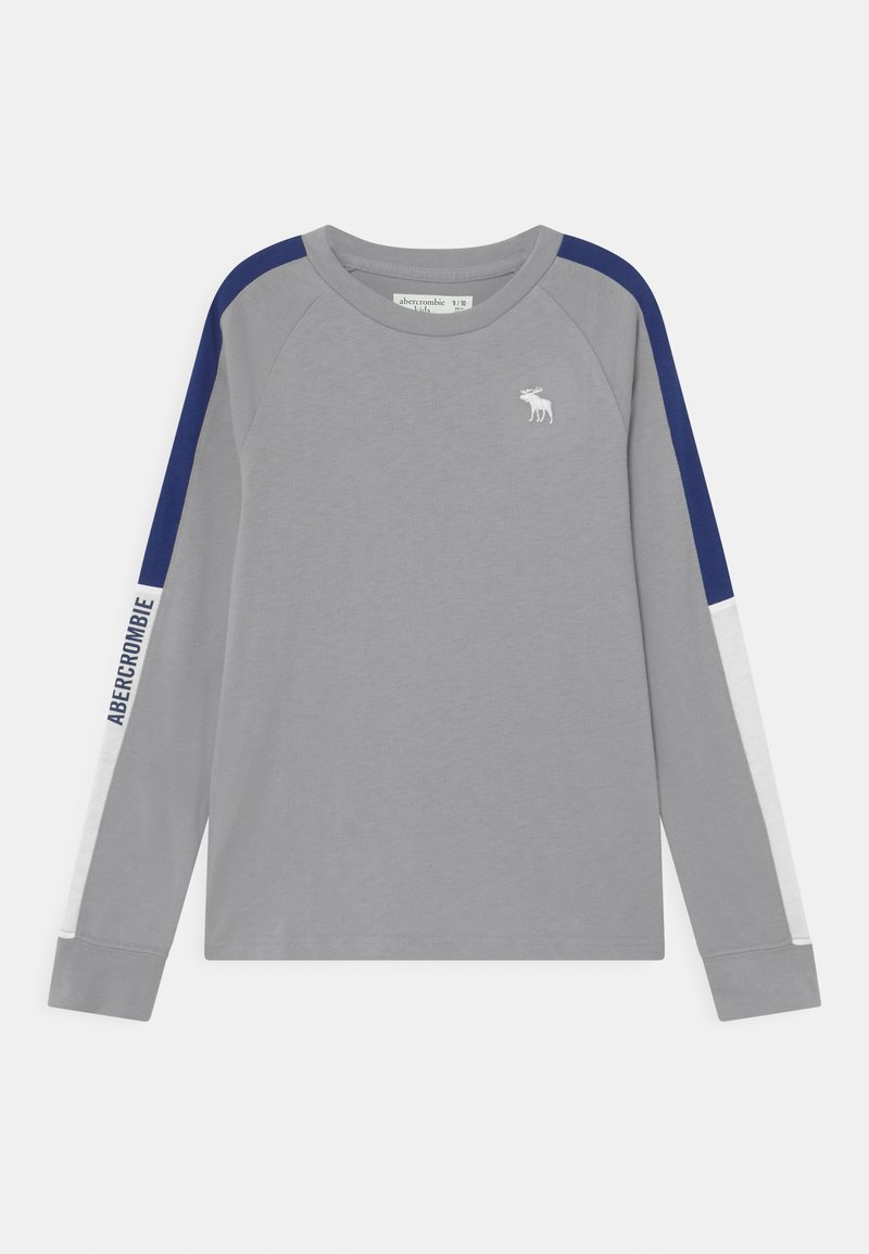 Abercrombie & Fitch - COZY SPORTY  - Long sleeved top - grey