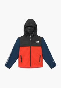 The North Face - YOUTH REACTOR - Veste coupe-vent - fiery red/asphalt grey - 0