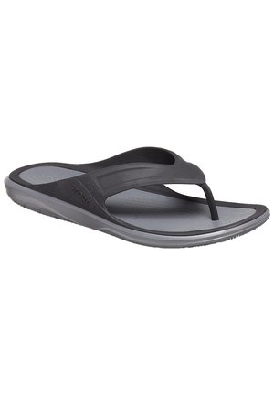 T-bar sandals - black/slate grey