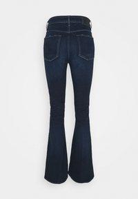 G-Star - FLARE - Flared Jeans - worn in ultramarine - 6