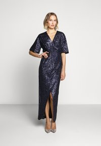 Three Floor - ZOELLE DRESS LUX CAPSULE COLLECTION - Occasion wear - space navy - 0