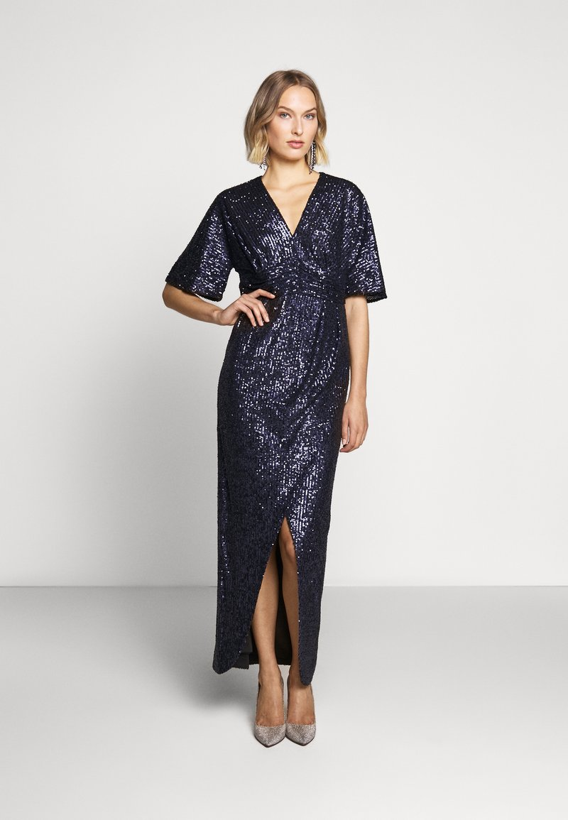 Three Floor - ZOELLE DRESS LUX CAPSULE COLLECTION - Occasion wear - space navy