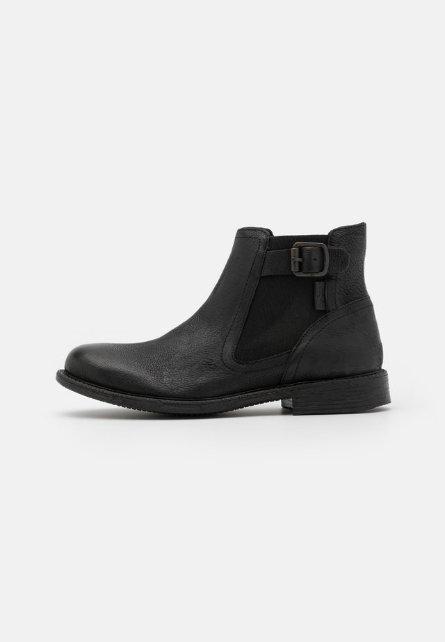 MAINE CHELSEA - Boots à talons - regular black