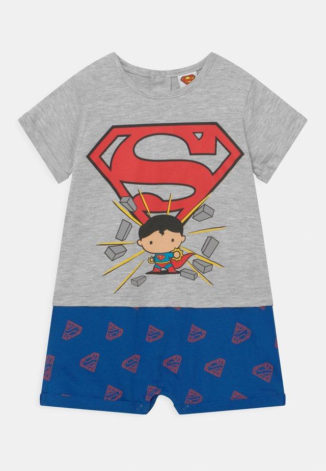 SUPERMAN - Jumpsuit - blue