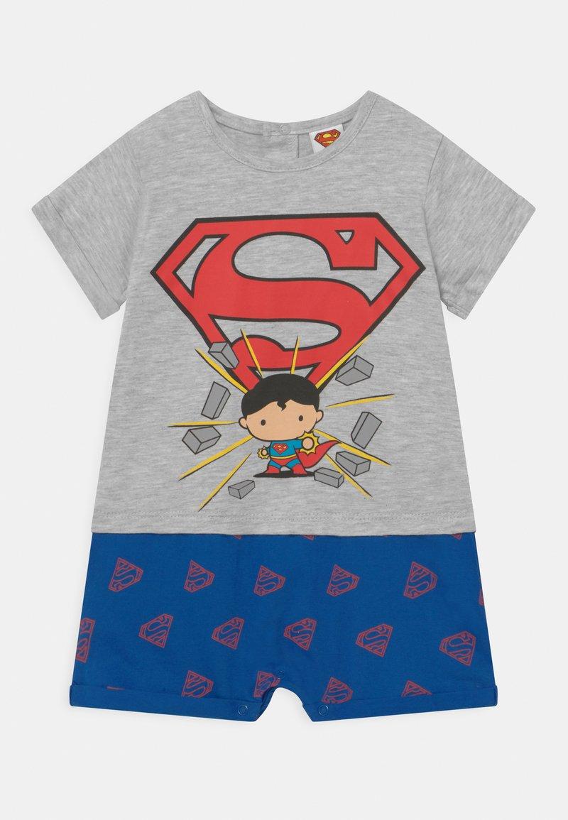 OVS - SUPERMAN - Jumpsuit - blue