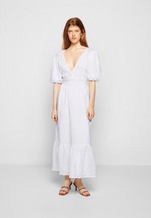ROMILLA MIDI DRESS - Day dress - plain white