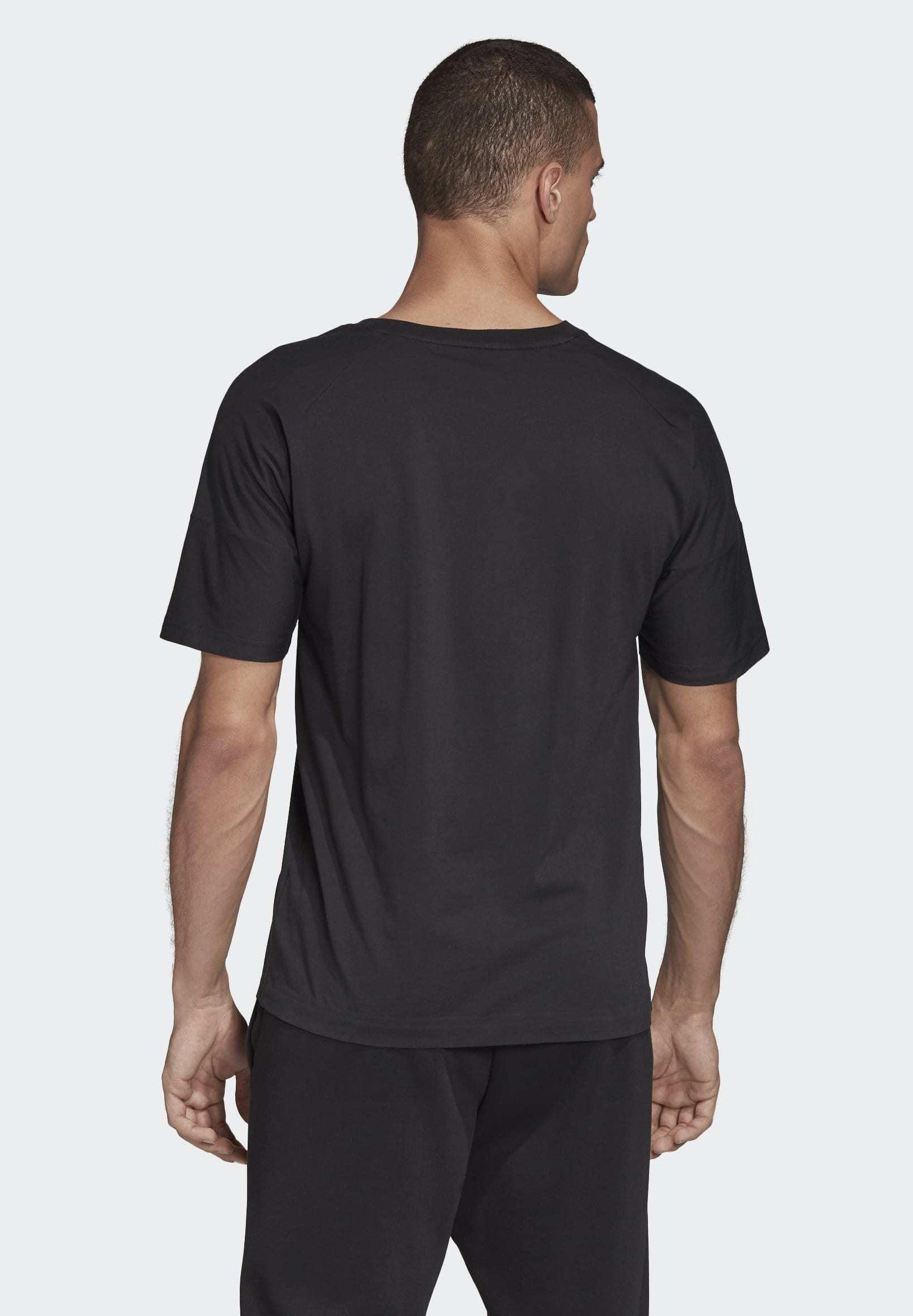 adidas Performance ADIDAS Z.N.E. 3 STRIPES T SHIRT T Shirt
