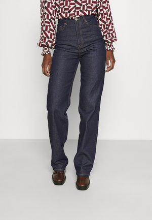 ECHO - Relaxed fit jeans - raw indigo