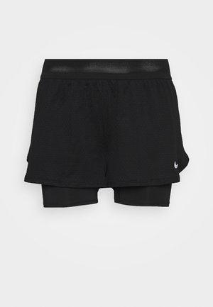 DRY SHORT - kurze Sporthose - black/black