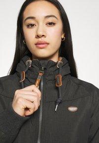 Ragwear - APOLI - Lehká bunda - black - 5