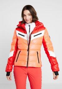 Bogner Fire + Ice - FARINA - Skijacke - orange/apricot - 0